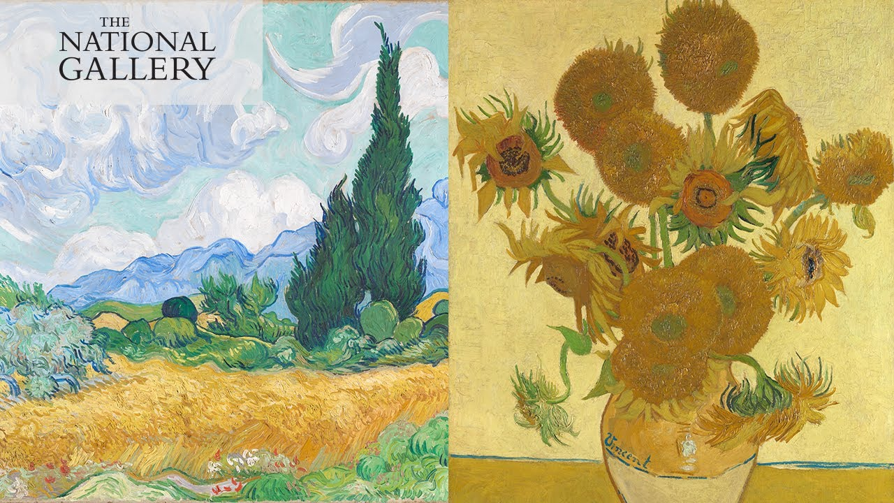 Vincent van Gogh: The colour and vitality of his works   National Gallery