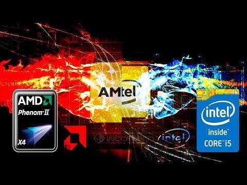 Phenom Ii X4 955 Vs I5 2500k In 5 Games 2 Youtube