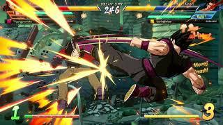 DRAGONBALL FIGHTERZ RANK MATCH: Trigungunsmoke08 vs UchihaStrider