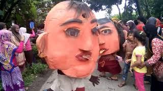 Arak arakan Desa Kuwayuhan Pejagoan kebumen