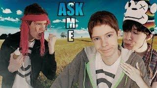 Ask me - Game of Thrones, Powerpuff pigerne og Stærk Burger?