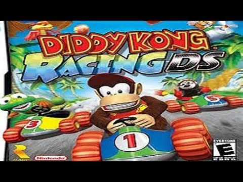 TAP (DS) Diddy Kong Racing DS