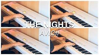 """The Nights (Avicii)"" - Piano cover by Joel Sandberg"