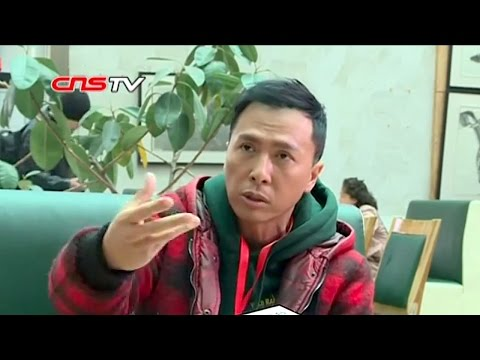 甄子丹北京电影学院当考官 / Donnie Yen as examiner of Beijing Film Academy