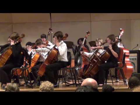 2016 Oct 28 White Station Middle School Daniel Cello