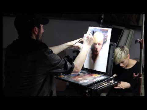 Casey Baugh Los Angeles Demo