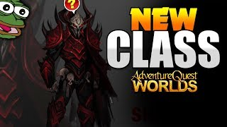 NEW CLASS for AQW ShadowScythe General Class and 3 other classes ar...