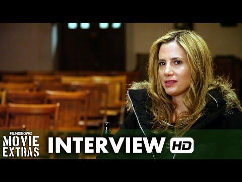 Exposed (2016) Behind the Scenes Movie Interview - Mira Sorvino is 'Janine Cullen'