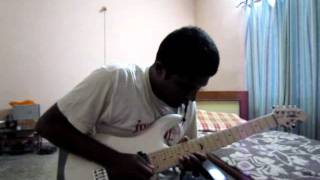 FLUTE SONG on GUITAR by Remo Fernandes