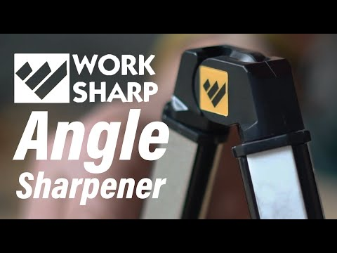 Work Sharp Angle Set Knife Sharpener Review