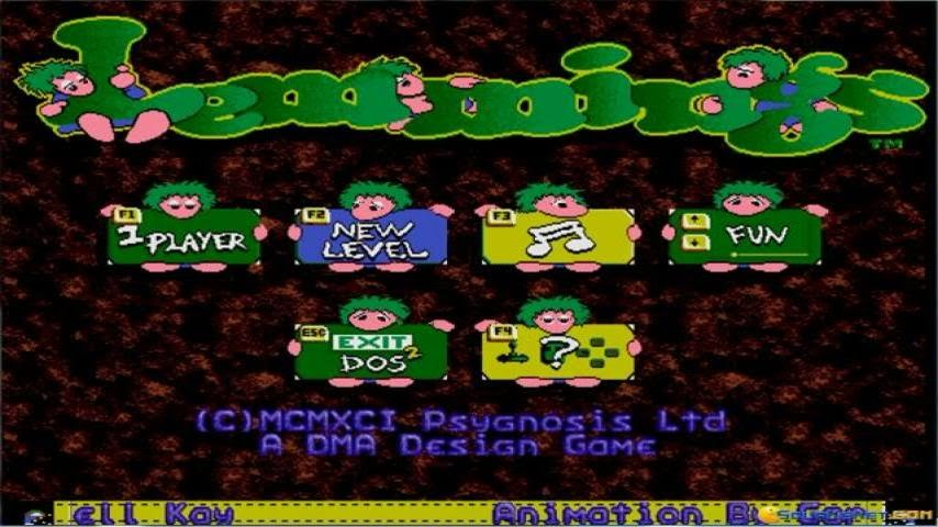 LEMMINGS PER PC SCARICA