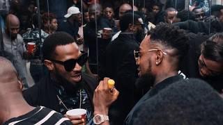 Wizkid, Tiwa Savage Steals Show At Patoranking's Album Listening Party
