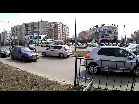 Экшн камера Digma 210 видео тест