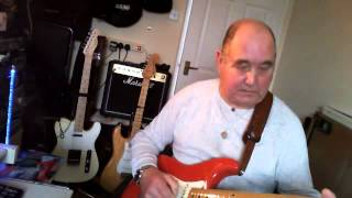 Download Lady In Red -  Song by Chris de Burgh ( Guitar Instrumental Cover ) By Thomas Alun Jones MP3 song and Music Video