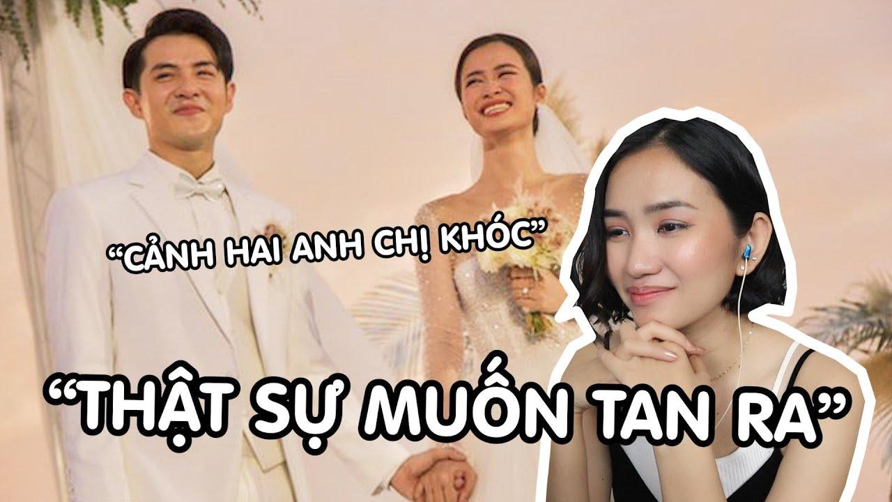 Reaction Hôm Nay Mình Cưới - Đông Nhi, Ông Cao Thắng | Hi Diem Reaction !
