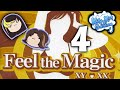 ►Feel the Magic►THAT STINGS!► With Egoraptor!► PART 4 - Kitty Kat Gaming