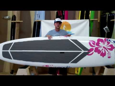 Stand Up Paddle Board Review Smooth SUP Melia Paddle Board 11 Foot