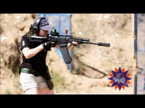 Tanya K. - Russian National IPSC Shotgun Cup 2013