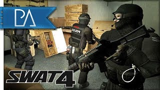 BARRICADED GUNMEN - Swat 4: Elite Force - Tactical Gameplay