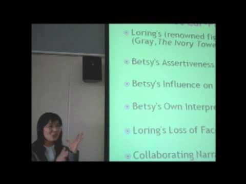 International Visiting Scholars Academy- Professor Jin Li