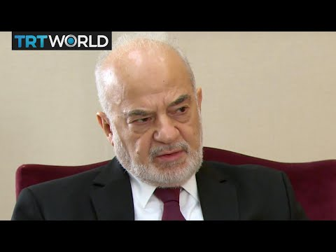 Exclusive interview with the Iraqi Foreign Minister, Palestine's capital? and Alabama blues