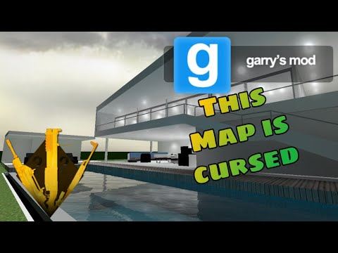 Gmod Sanbox - This map is cursed for Cod Gun Game