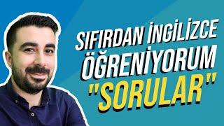 İngilizce Sorular - Questions: Who? What? Where?