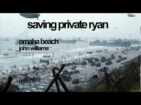 Saving Private Ryan-Omaha Beach by John Williams music