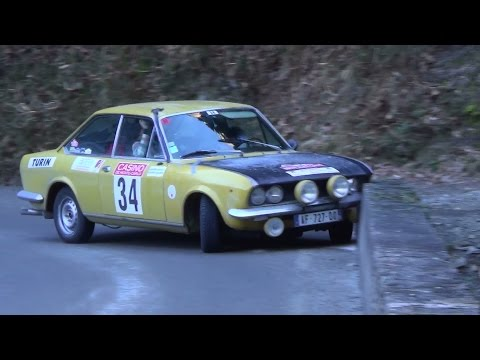 Rallye Monte Carlo 2015 Historic + Crash