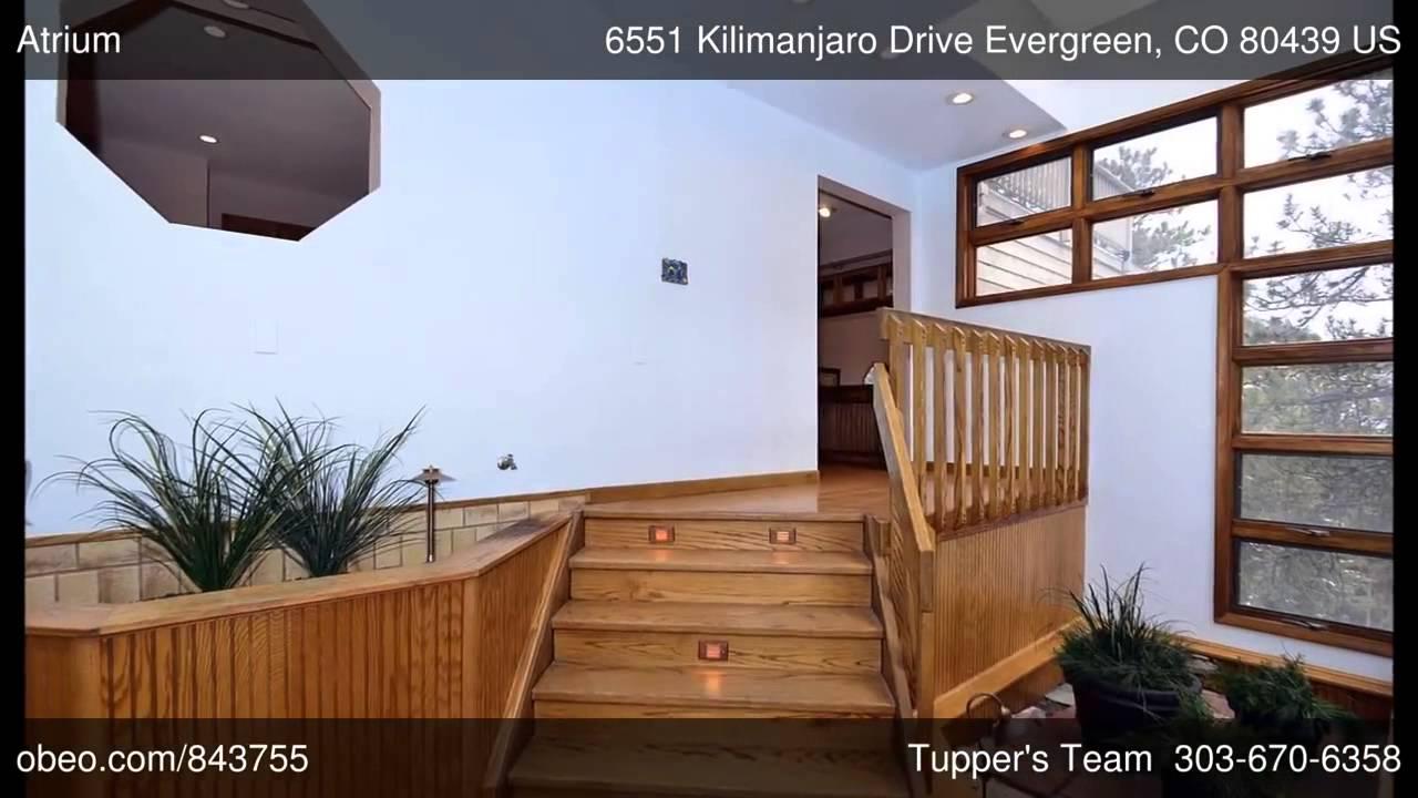 6551 Kilimanjaro Drive Evergreen CO 80439 - Tuppers Team - REMAX ...
