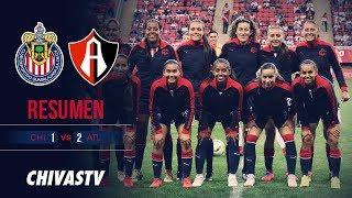 Resumen | Chivas Femenil 1-2 Atlas | Highlights | J11 Liga MX Femenil CL19