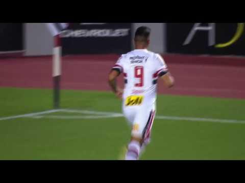 São Paulo 1x1 Grêmio Golaço do Chavez HD 17/11/2016