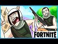 FORTNITE BATTLE ROYALE FUNNY MOMENTS! - My First Time, Betrayed by Nanners, and Victory Royale!