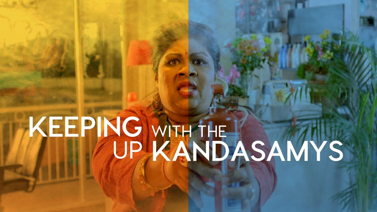 Download OFFICIAL TRAILER: 'Keeping Up With The Kandasamys'