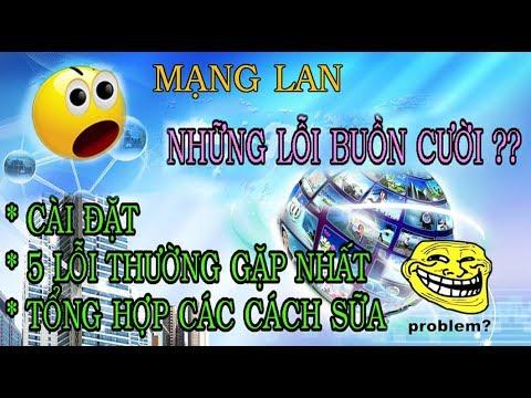 Cách Kết Nối Mạng Lan,Chia Sẽ Dữ Liệu, Mạng Nội Bộ win 7 ,mạng lan choi game,nối 2 máy tính với nhau