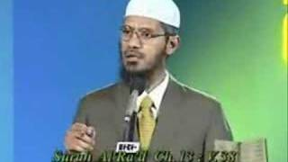 DR.Zakir Naik:Similarities Between Hinduism and Islam(5-15)
