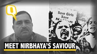 Meet the Man Who Offered the First Help to Nirbhaya 5 Years Ago | The Quint