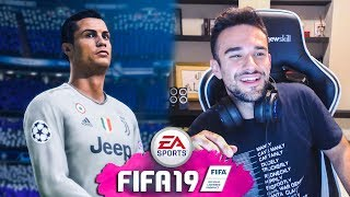 Probando la DEMO de FIFA 19