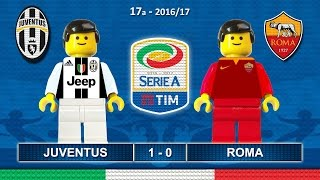 Video Gol Pertandingan Juventus vs AS Roma