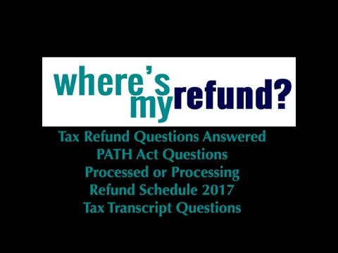 where's my refund - photo #14