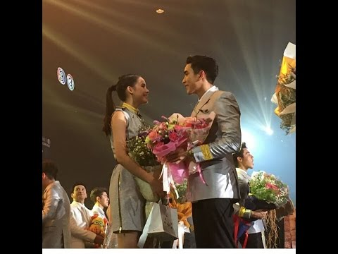 Nadechyaya at Love is in the air Charity Concert  (29.04.2017)