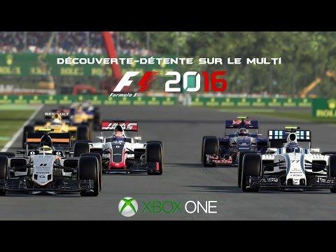 F1 2016 | Découverte/Détente sur le multi FR