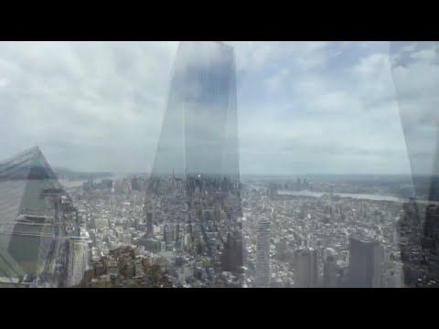 OLD VLOGS - I went to the TOP of the NYC World Trade Center!!!