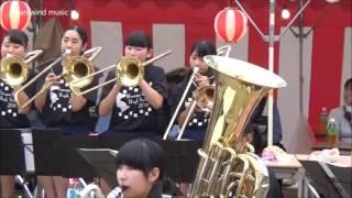 【吹奏楽】天体観測/BUMP OF CHICKEN《鶴ヶ島市立南中学校吹奏楽部》