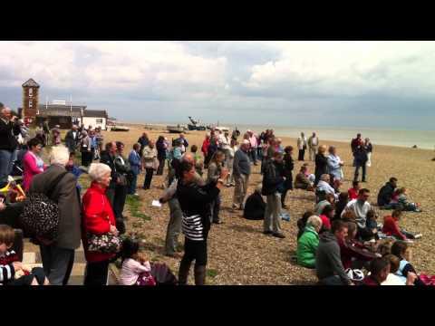 Aldeburgh Festival, Semaphore Beach Brass