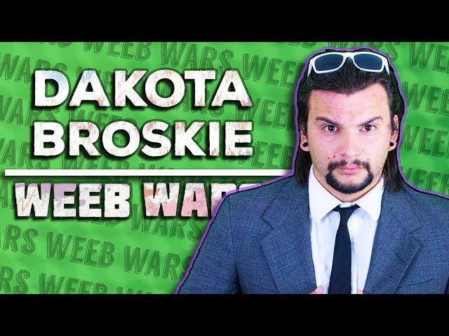 Dakota Broskie Shows Off His Anime Pun Arsenal [Weeb Wars]
