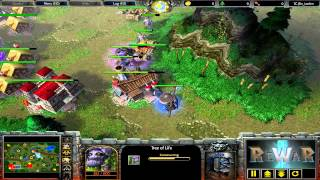 Alice(NE) vs Romantic(HU) - Game 2 - WarCraft 3 Frozen Throne - RN1793
