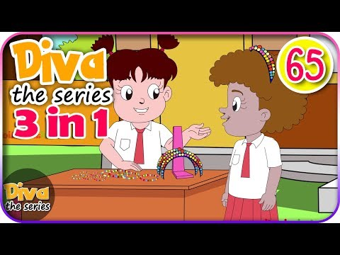 Seri Diva 3 In 1 | Kompilasi 3 Episode ~ Bagian 65 | Diva The Series Official