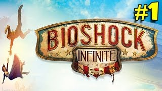Bioshock infinite - MAIS OU EST DONC BIG DADDY? - Let