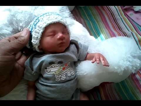 Reborn Caleb By Heather Boneham Renamed Isaih Youtube
